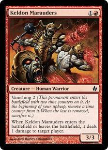 Keldon Marauders (foil)