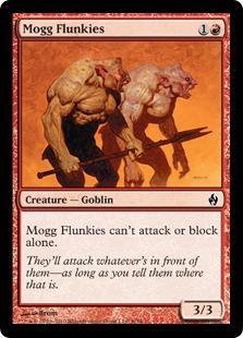 Mogg Flunkies (foil)