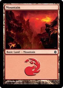 Mountain (2) (foil)