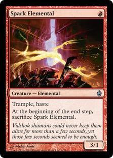 Spark Elemental (foil)