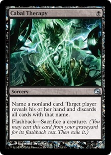 Cabal Therapy (foil)