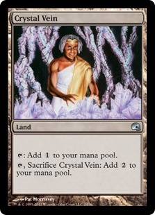 Crystal Vein (foil)