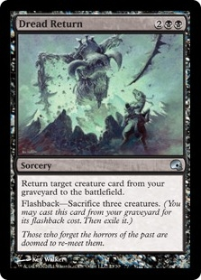 Dread Return (foil)