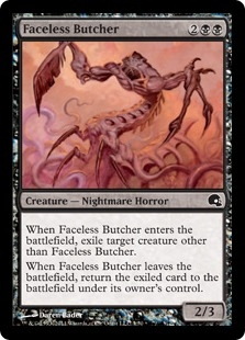 Faceless Butcher (foil)