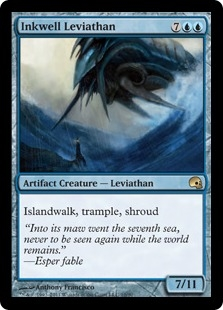 Inkwell Leviathan (foil)