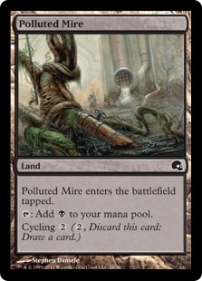 Polluted Mire (foil)