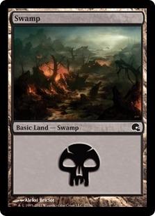 Swamp (1) (foil)
