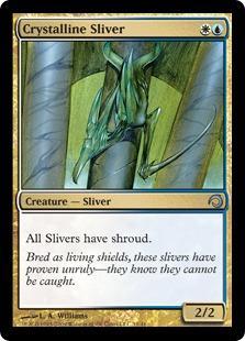 Crystalline Sliver (foil)
