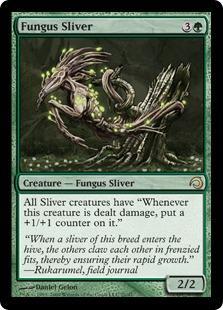 Fungus Sliver (foil)