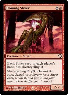 Homing Sliver (foil)