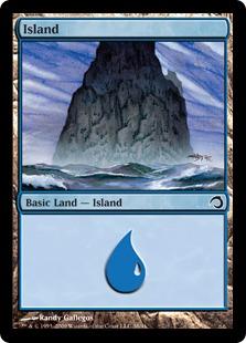Island (foil)