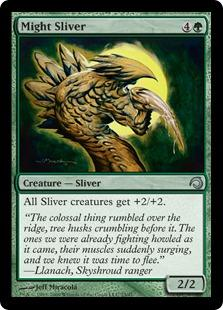 Might Sliver (foil)
