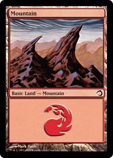 Mountain (foil)