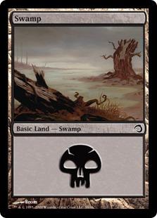 Swamp (foil)