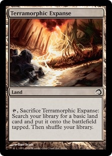 Terramorphic Expanse (foil)