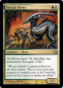 Victual Sliver (foil)