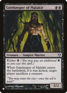 Gatekeeper of Malakir