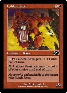 Caldera Kavu
