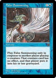 False Summoning