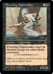 Prowling Nightstalker