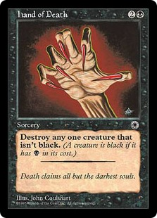 Hand of Death (1)
