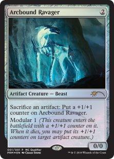 Arcbound Ravager (foil)