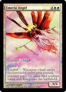 Emeria Angel (foil) (full art)