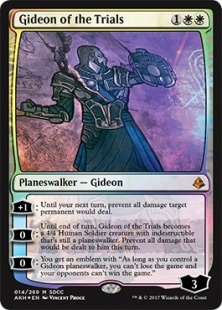 Gideon of the Trials (foil)