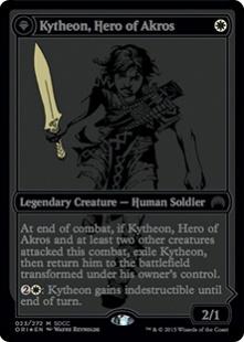 Kytheon, Hero of Akros (foil)