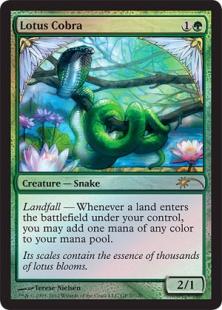 Lotus Cobra (foil)