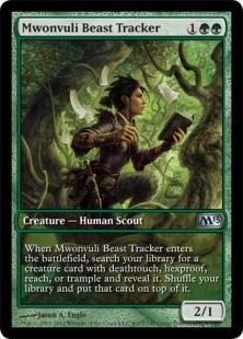 Mwonvuli Beast Tracker (full art)