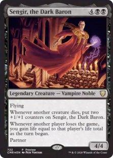 Sengir, the Dark Baron (foil)