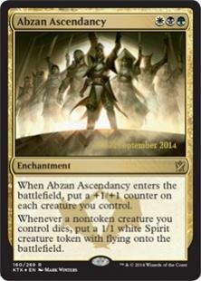 Abzan Ascendancy (foil)