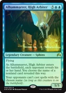 Alhammarret, High Arbiter (foil)