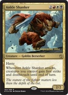 Ankle Shanker (foil)