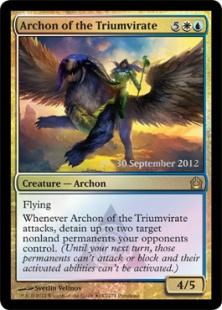 Archon of the Triumvirate (foil)