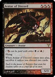 Avatar of Discord (foil)