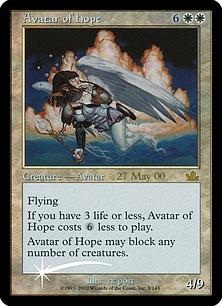 Avatar of Hope (foil)