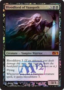 Bloodlord of Vaasgoth (foil)