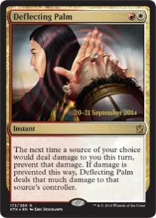 Deflecting Palm (foil)