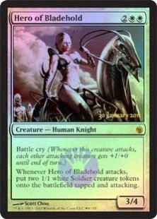 Hero of Bladehold (foil)
