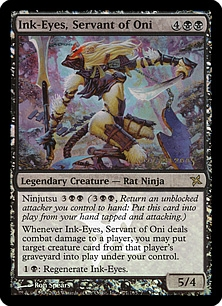 Ink-Eyes, Servant of Oni (foil)
