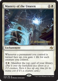 Mastery of the Unseen (foil)