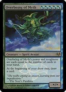Overbeing of Myth (foil)