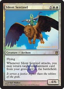Silent Sentinel (foil)