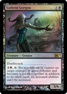 Xathrid Gorgon (foil)