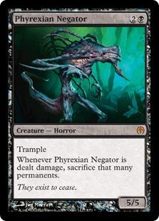 Phyrexian Negator (foil)