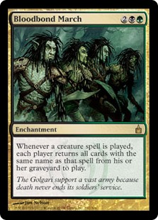 Bloodbond March (foil)