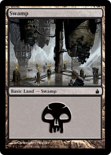 Swamp (2) (foil)