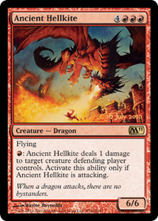 Ancient Hellkite (foil)